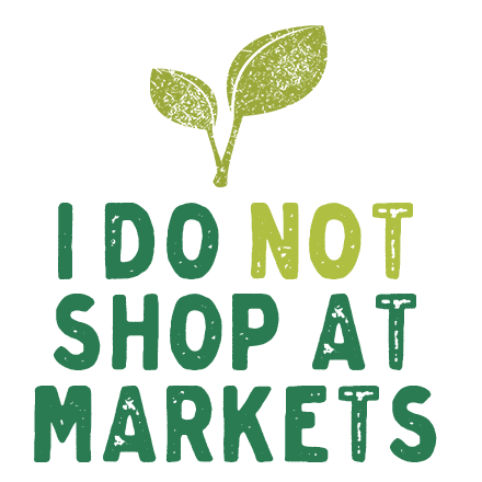 Survey if You DO NOT Shop at Markets