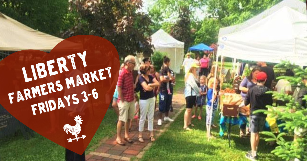 Liberty Farmers Market in Sullivan County, New York