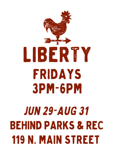 Liberty NY Farmers Market 2018 Schedule