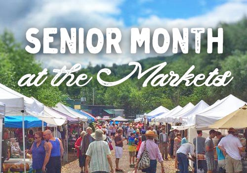 Senior Month at the Markets 2019